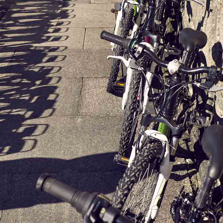 Dolgellau Cycles Bike Hire Children's Bikes
