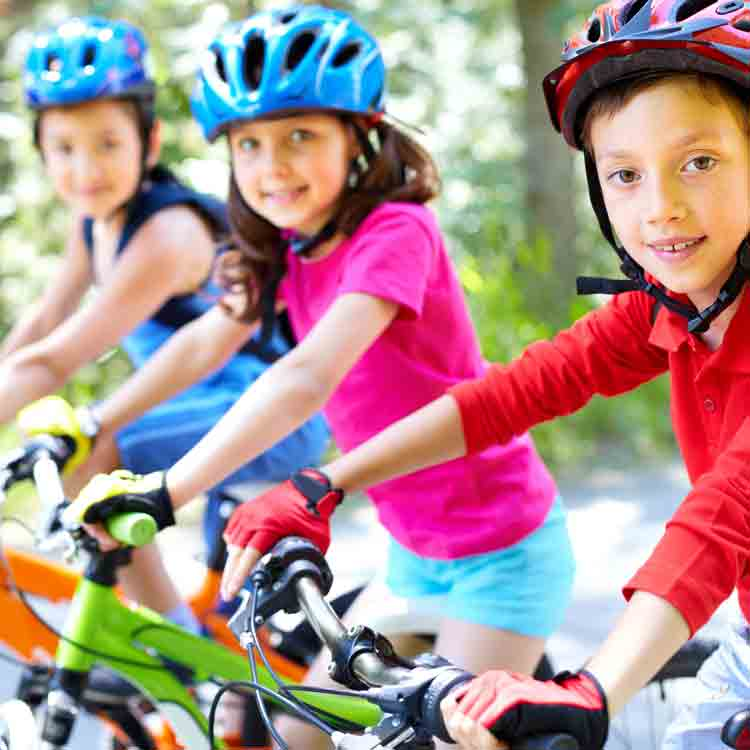 Dolgellau Cycles Bike Hire for Children